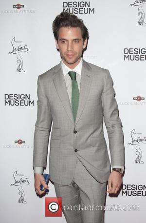 Mika Private reception to celebrate the opening of Christian Louboutin's UK retrospective at the Design Museum London, England - 30.04.12