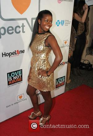 Camille Winbush Loveisrespect's 'Louder Than Words' Launch Party at Avalon - Arrivals Hollywood, California - 01.02.12