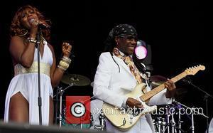 Nile Rodgers and Chew Lips