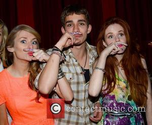 Aisling Bodkin, Robert Sheehan and Susan Loughnane Hit RTE drama 'Love/Hate' has its wrap party for the 3rd series at...