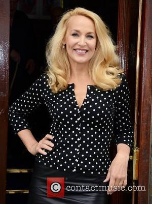 Jerry Hall  Jerry Hall and David Soul launch 'Love Letters' at The Gaiety Theatre which opens tonight Dublin, Ireland...