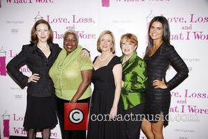 Lillias White, Eve Plumb, Katie Lee and Nancy Dussault