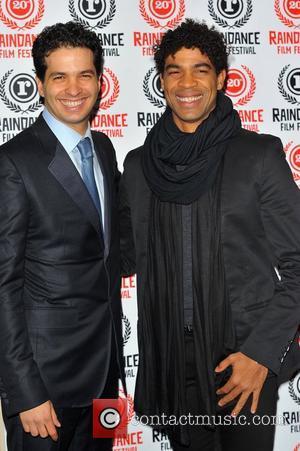 Arionel Vargas and Carlos Acosta