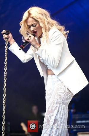 Rita Ora Lovebox festival at Victoria Park - Day 2  London, England - 16.06.12