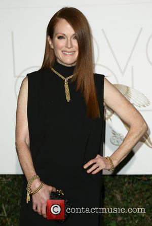 Julianne Moore  Lovegold Celebrates 2013 Golden Globe Nominee Julianne Moore  Featuring: Julianne Moore Where: West Hollywood, CA, United...