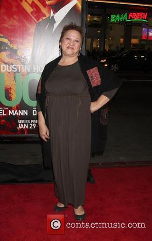Amy Hill HBO's 'Luck' Los Angeles premiere held at Graumans Chinese Theatre Hollywood, California - 25.01.12