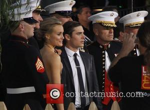 Taylor Schilling, Zac Efron and Grauman's Chinese Theatre