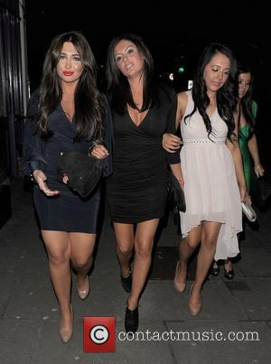 Lauren Goodger and Lydia