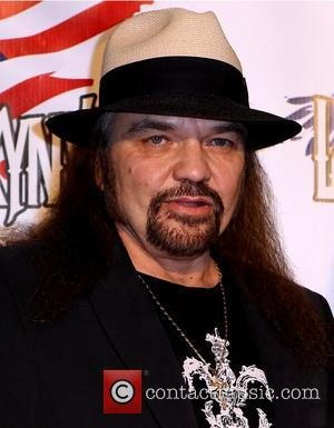 Gary Rossington of Lynyrd Skynyrd Lynyrd Skynyrd BBQ & Beer to celebrate the grand opening at Excalibur Hotel and Casino...