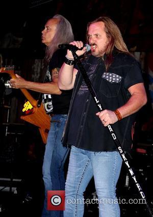 Van Zant and Lynyrd Skynyrd