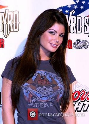 Laura Croft Lynyrd Skynyrd BBQ & Beer to celebrate the grand opening at Excalibur Hotel and Casino  Las Vegas,...