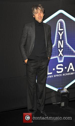 George Lamb Celebrities attend the Lynx Space Academy Launch  Featuring: George Lamb Where: London, United Kingdom When: 10 Jan...