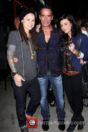 Whitney Mixter, Lloyd Klein and Sara Bettencourt Lyon Fine Jewelry 2012 Collection Preview Party - Inside Los Angeles, California -...