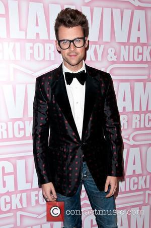Brad Goreski and Viva Glam Party