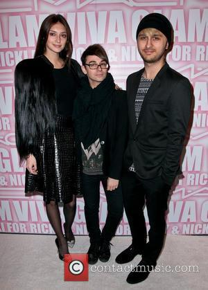 Christian Siriano and Viva Glam Party