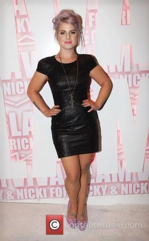 Kelly Osbourne Mac Viva Glam Party at Stage 3 - Arrivals  New York City, USA - 15.02.12
