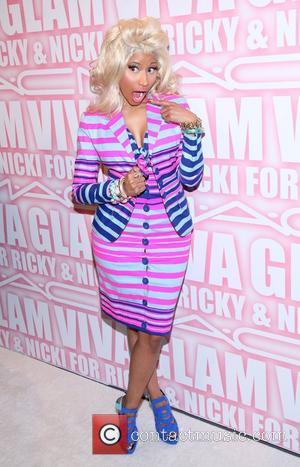 Nicki Minaj, Viva Glam Party