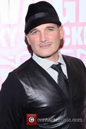 Phillip Bloch the MAC Cosmetics Viva Glam Party at Stage 37  New York City, USA - 15.02.12