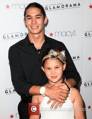 Boo Boo Stewart and Sage Stewart Macy's Passport Presents: Glamorama - 30th Anniversary in Los Angeles held at The Orpheum...