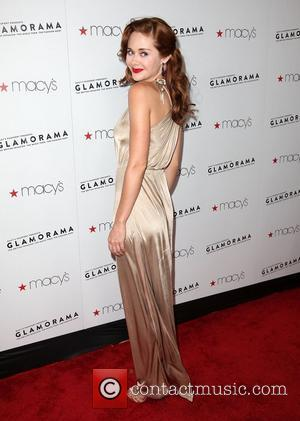 Haley Strode Macy's Passport Presents: Glamorama - 30th Anniversary in Los Angeles held at The Orpheum Theatre Los Angeles, California...