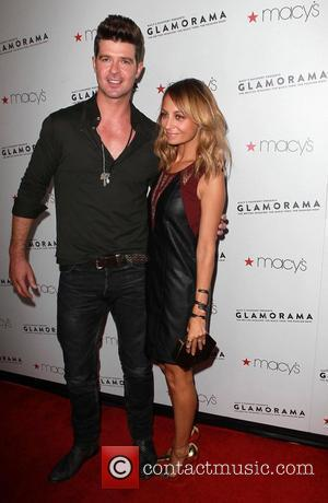 Robin Thicke, Nicole Richie Macy's Passport Presents: Glamorama - 30th Anniversary in Los Angeles held at The Orpheum Theatre -...