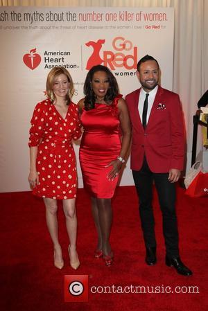 Elizabeth Banks, Nick Verreos, Star Jones Reynolds and Macy's