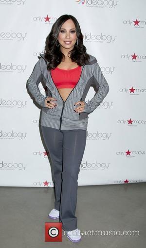 Cheryl Burke, Rob Kardashian and Macy's