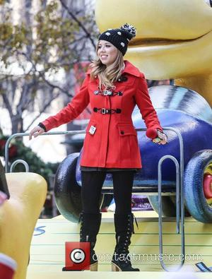 Jennette McCurdy    86th Annual Macy's Thanksgiving Day Parade  New York City, USA - 22.11.12