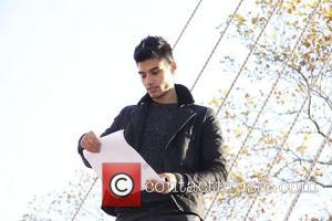 Siva Kaneswaran of  The Wanted 86th Annual Macy's Thanksgiving Day Parade New York City, USA - 22.11.12