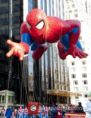 Spiderman 86th Annual Macy's Thanksgiving Day Parade New York City, USA - 22.11.12