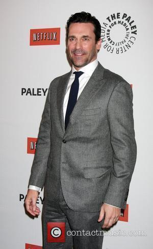 Jon Hamm's Depressing Porn Film Job