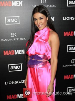 Carla Ortiz  AMC's special screening of 'Mad Men' Season 5 held at ArcLight Cinemas - Arrivals Los Angeles, California...