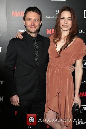 Chris Hardwick  AMC's special screening of 'Mad Men' Season 5 held at ArcLight Cinemas - Arrivals Los Angeles, California...