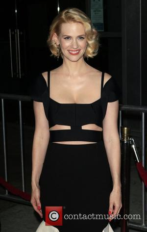 January Jones, Arclight Cineramadome
