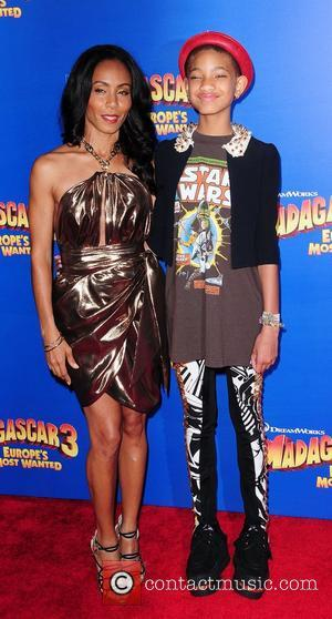 Jada Pinkett-Smith, Willow Smith and Ziegfeld Theatre