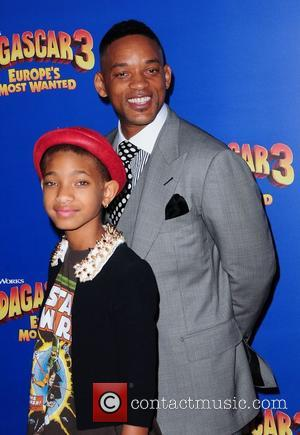 Willow Smith, Will Smith and Ziegfeld Theatre