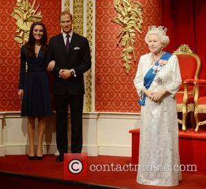 Kate Middleton, Prince William and Queen Elizabeth Ii