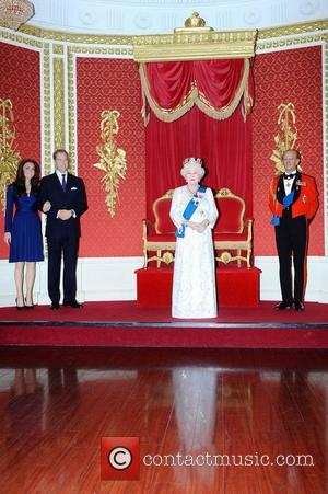 Kate Middleton, Prince Philip, Prince William and Queen Elizabeth Ii