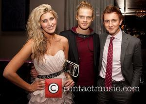 Francesca Hull, Fredrik Ferrier and Francis Boulle 'Made In Chelsea' wrap party at Amika London, England - 01.12.11