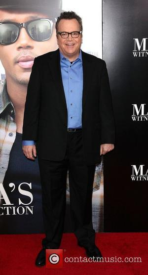 Tom Arnold,  at 'Tyler Perry's Madea's Witness Protection' New York premiere at AMC Lincoln Square Theater New York City,...