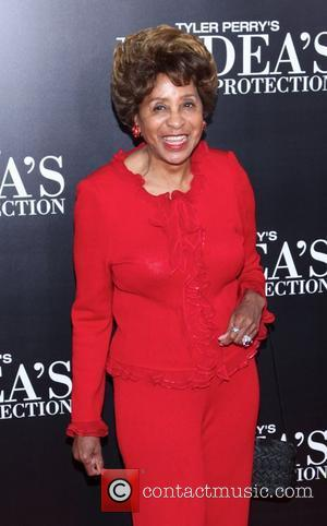 Marla Gibbs at 'Tyler Perry's Madea's Witness Protection' New York premiere at AMC Lincoln Square Theater New York City, USA...