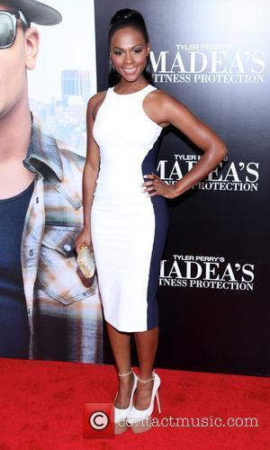 Tika Sumpter at 'Tyler Perry's Madea's Witness Protection' New York premiere at AMC Lincoln Square Theater New York City, USA...