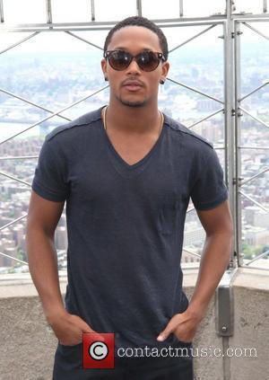 Romeo Miller  The cast of 'Madea's Witness Protection' at the Empire State Building New York City, USA - 26.06.12