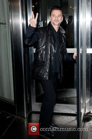 Dave Gahan  The Cinema Society and Piaget screening of 'W.E.' at the Museum of Modern Art New York City,...