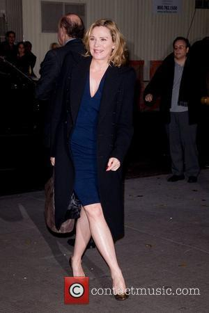 Kim Cattrall  The Cinema Society and Piaget screening of 'W.E.' at the Museum of Modern Art New York City,...