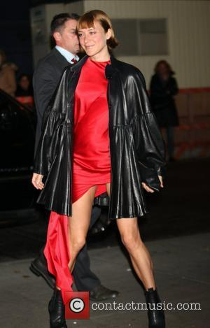 Chloe Sevigny The Cinema Society and Piaget screening of 'W.E.' at the Museum of Modern Art New York City, USA...