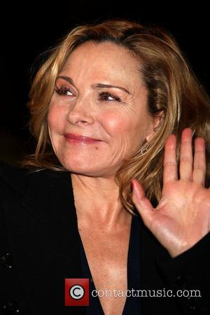 Kim Cattrall Cinema Society and Piaget screening of 'W.E.' at Museum of Modern Art New York City, USA - 04.12.11