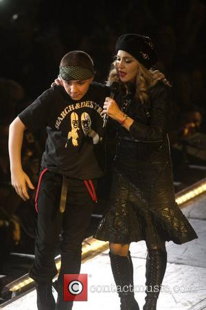Madonna and Madison Square Garden