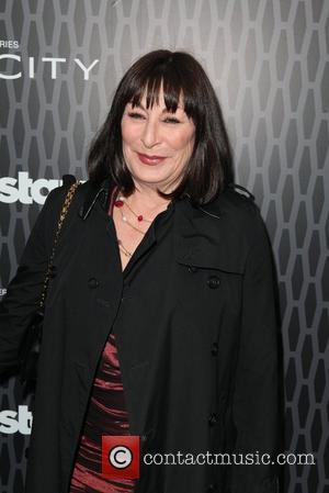 Anjelica Huston Starz Channel's 'Magic City' Premiere Event at the Academy Theatre - Arrivals New York City, USA - 22.03.12