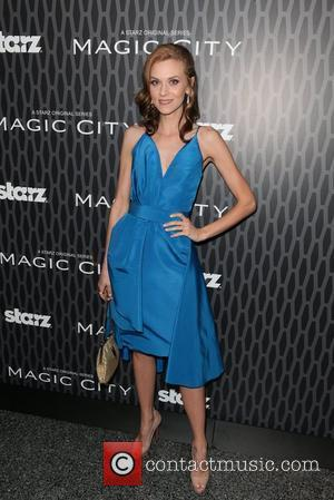 Hilarie Burton Starz Channel's 'Magic City' Premiere Event at the Academy Theatre - Arrivals New York City, USA - 22.03.12